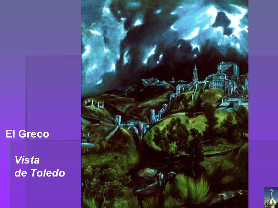 El Greco Vista de Toledo