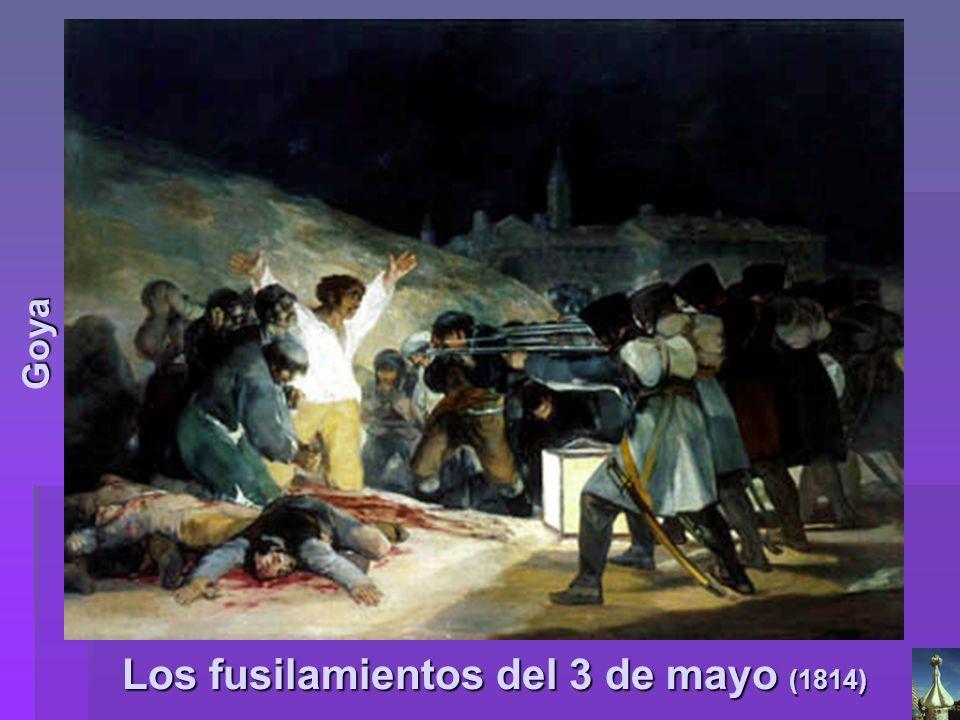 Los fusilamientos del 3 de mayo (1814)