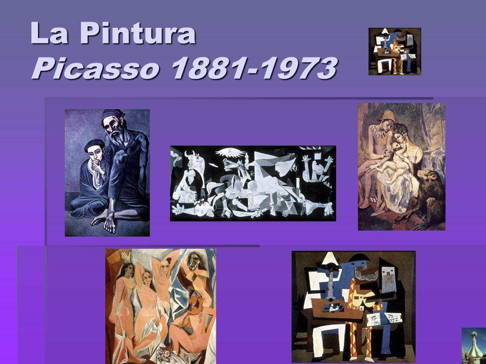 La Pintura Picasso 1881-1973