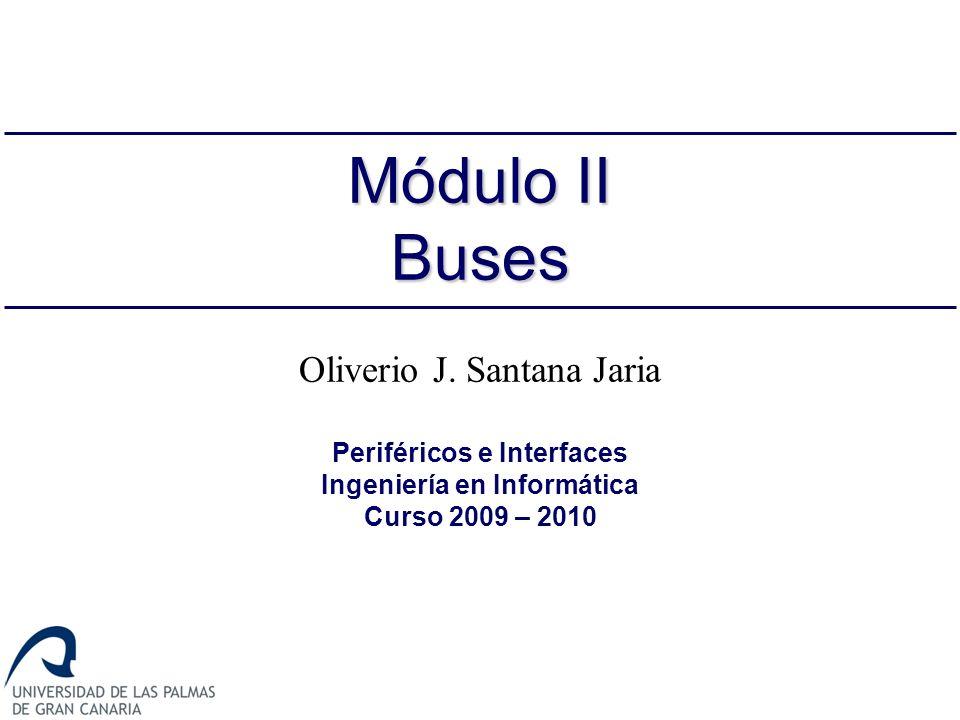 Periféricos e Interfaces Ingeniería en Informática