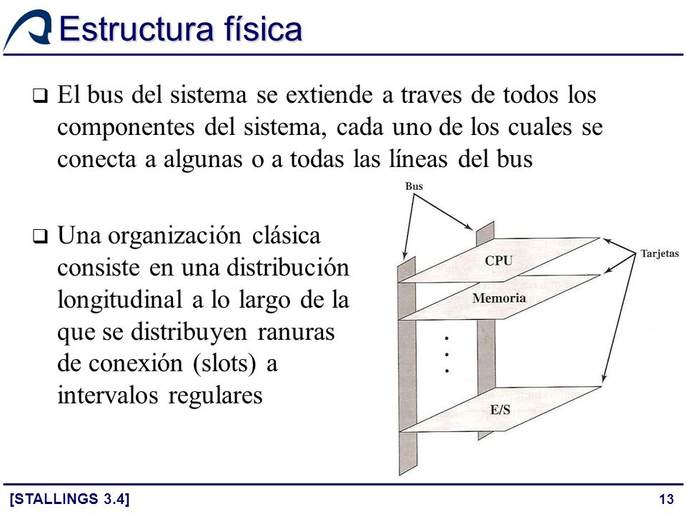 Estructura física