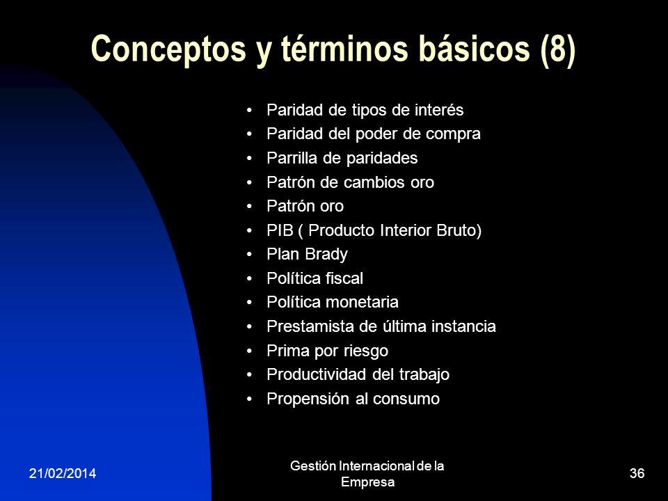 Conceptos y términos básicos (8)