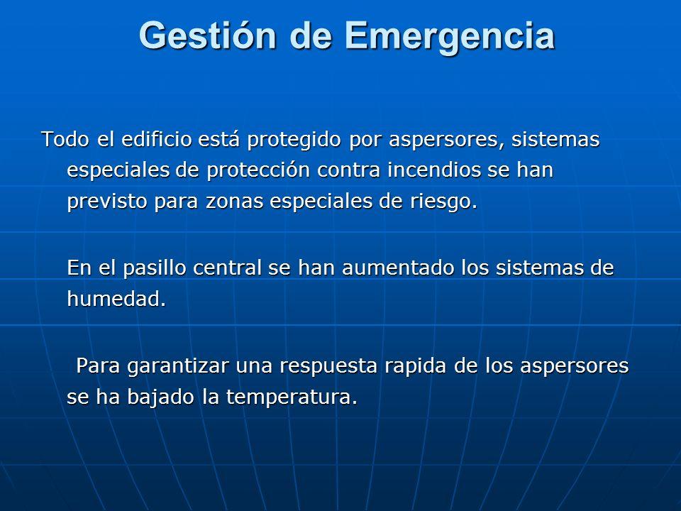 Gestión de Emergencia