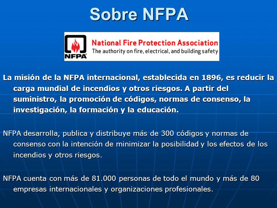 Sobre NFPA
