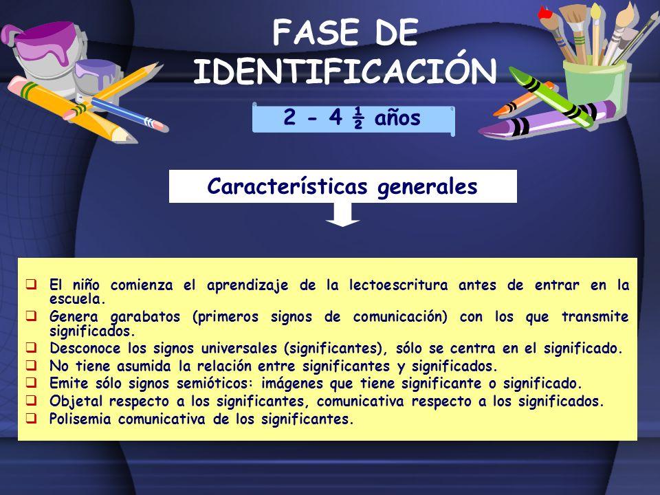 FASE DE IDENTIFICACIÓN