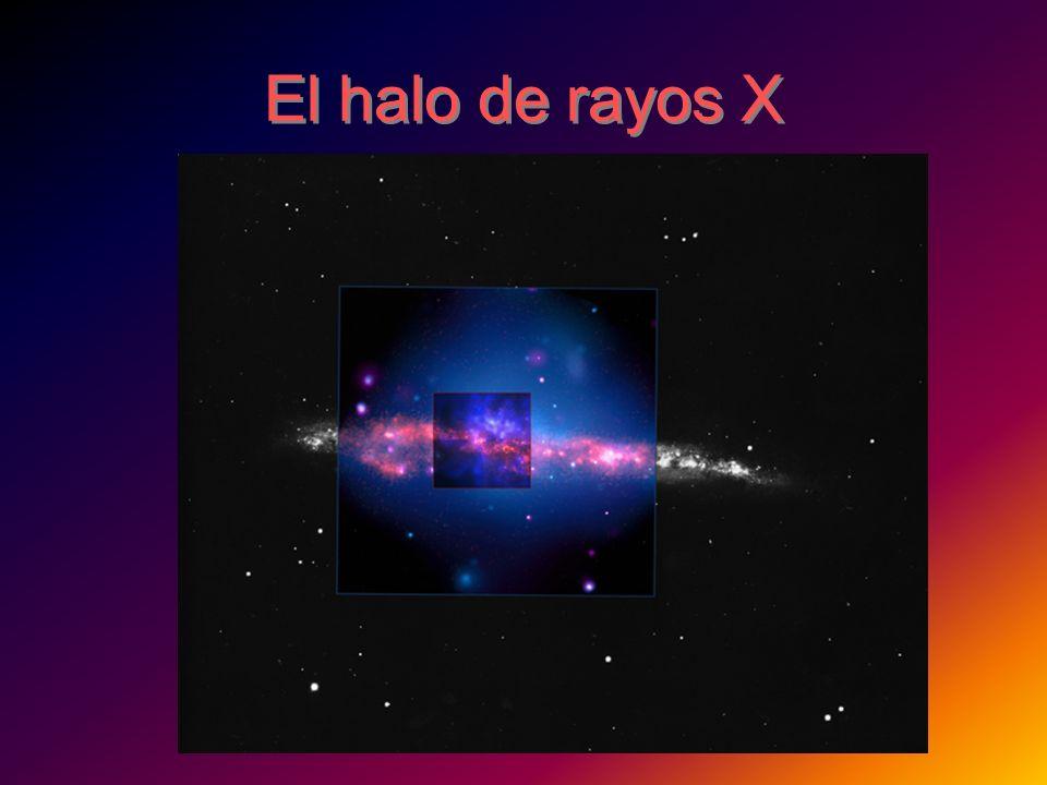 El halo de rayos X