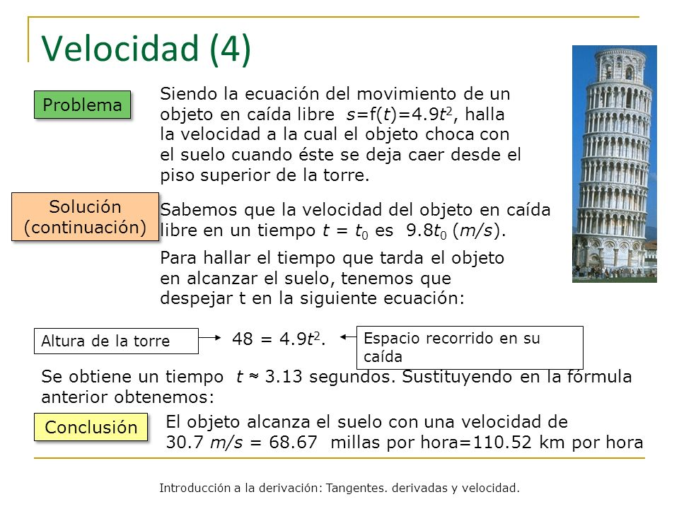 Velocidad (4)