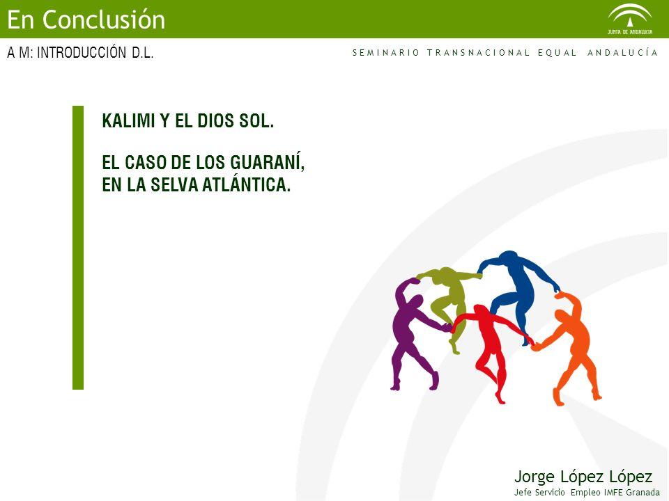 En Conclusión KALIMI Y EL DIOS SOL.