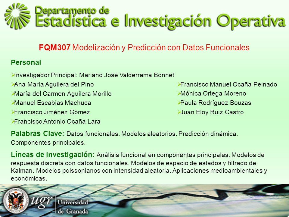 FQM307 Modelización y Predicción con Datos Funcionales