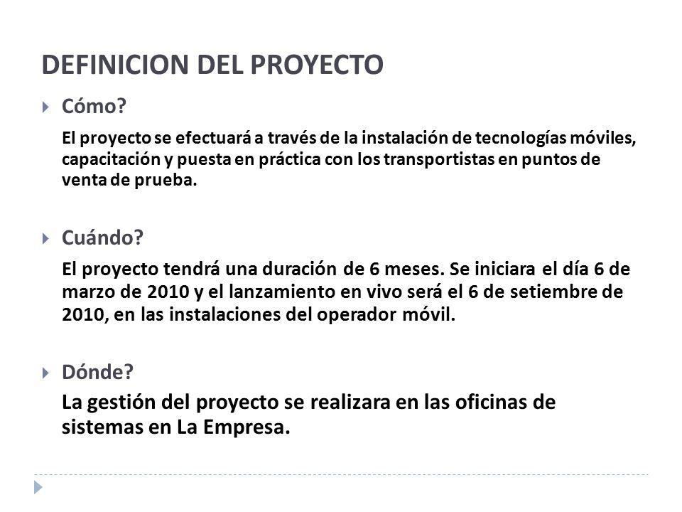 Proyecto inventa facpos ppt video online descargar for Practica de oficina definicion
