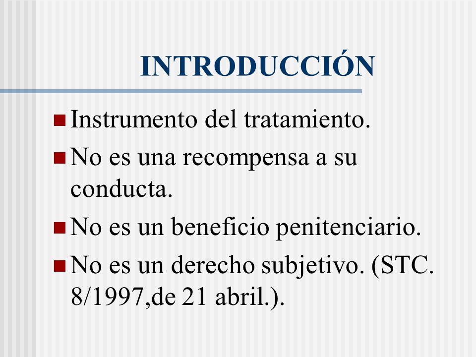 INTRODUCCIÓN Instrumento del tratamiento.