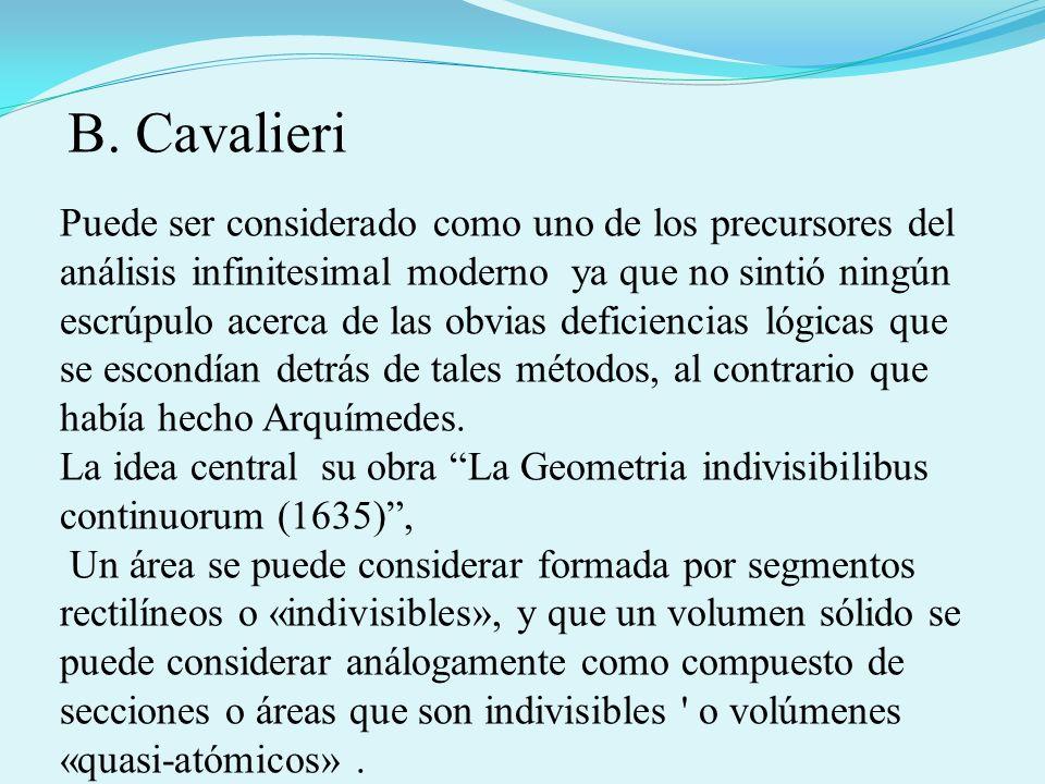 B. Cavalieri