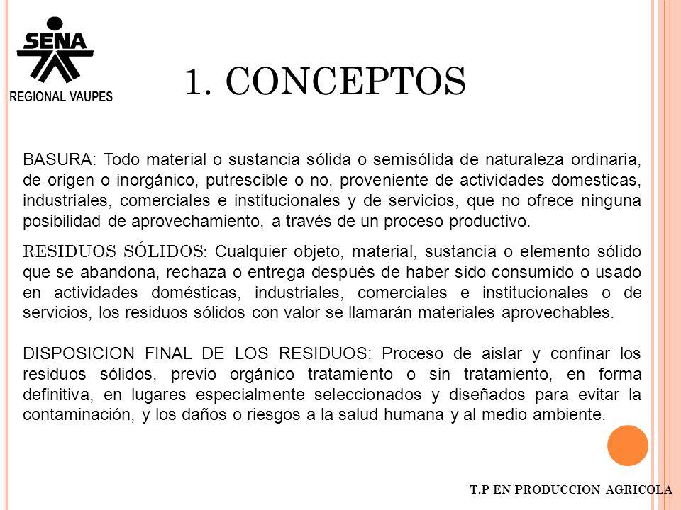 1. CONCEPTOS REGIONAL VAUPES.