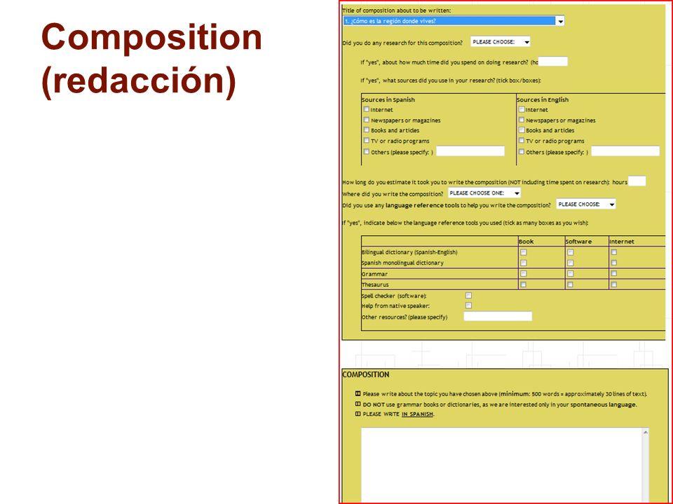 Composition (redacción)