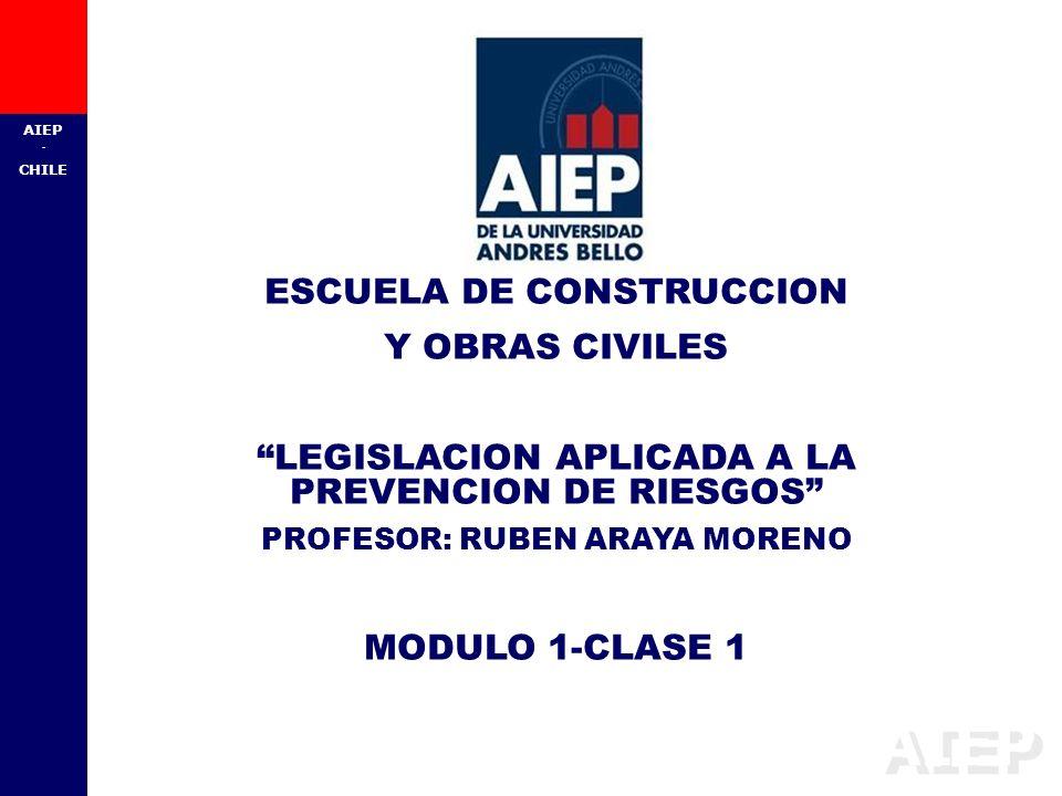ESCUELA DE CONSTRUCCION Y OBRAS CIVILES
