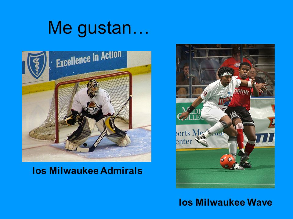 Me gustan… los Milwaukee Admirals los Milwaukee Wave