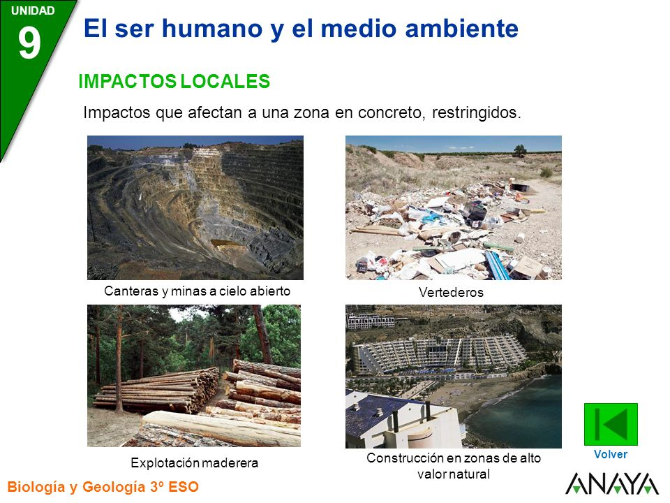 Construcción en zonas de alto valor natural