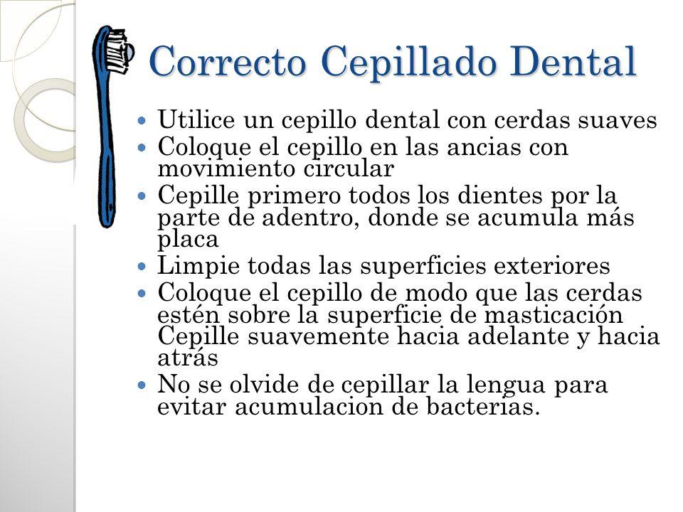 Correcto Cepillado Dental