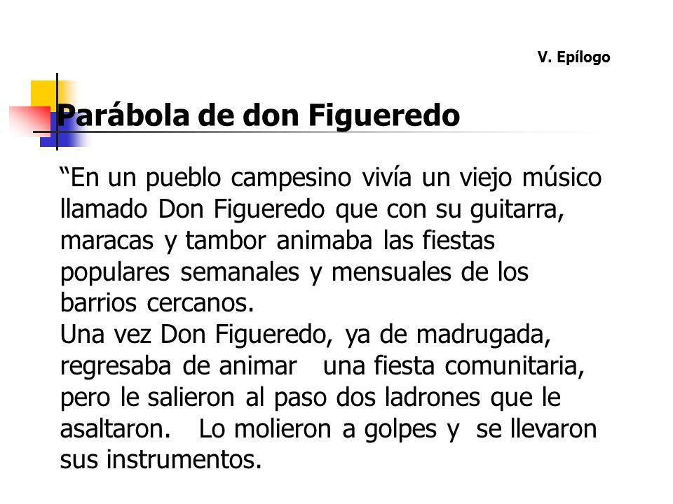 Parábola de don Figueredo