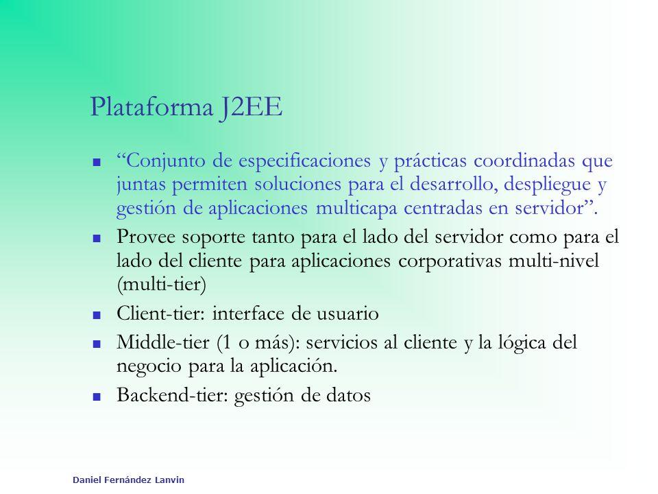Plataforma J2EE