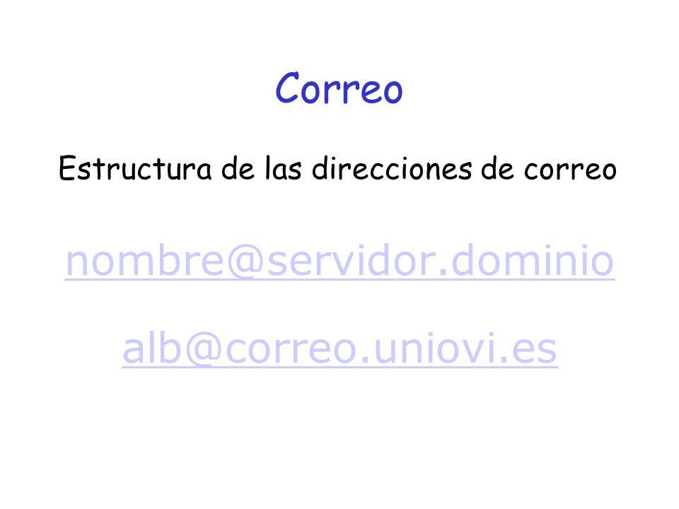 nombre@servidor.dominio