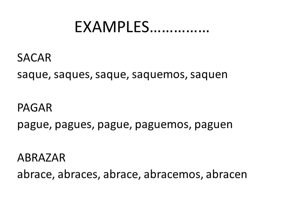 EXAMPLES……………