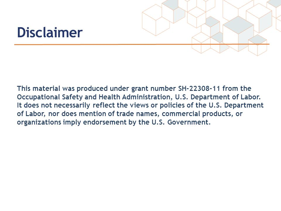 Protecting Workers from Chemical Hazards
