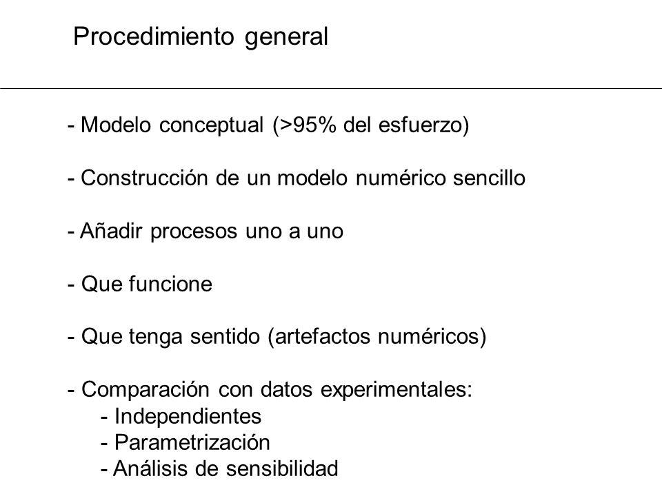 Procedimiento general