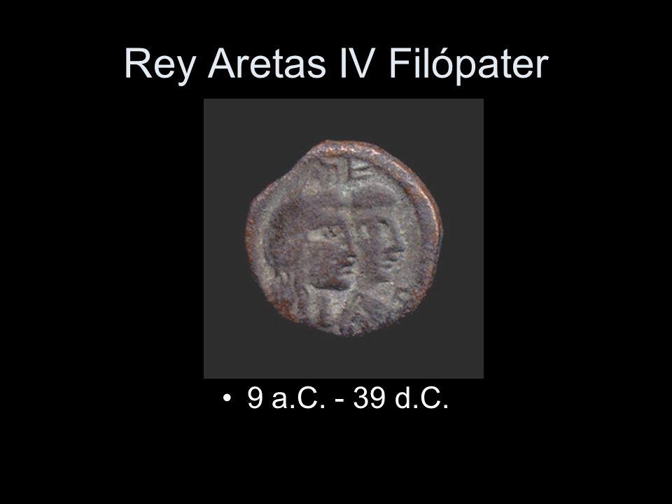 Rey Aretas IV Filópater