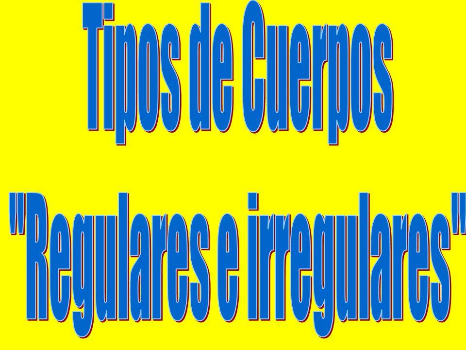 Regulares e irregulares