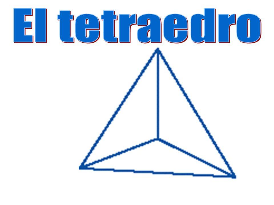El tetraedro