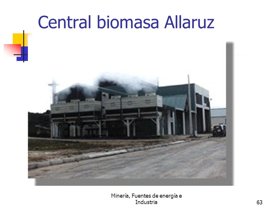 Central biomasa Allaruz (Galicia)
