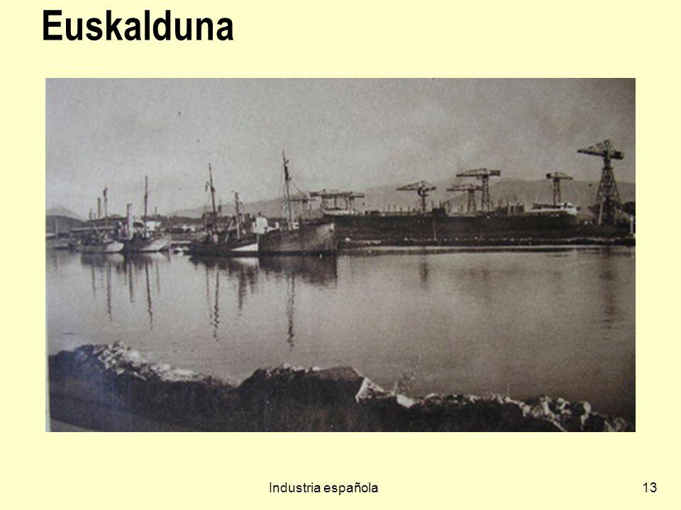 Euskalduna Industria española