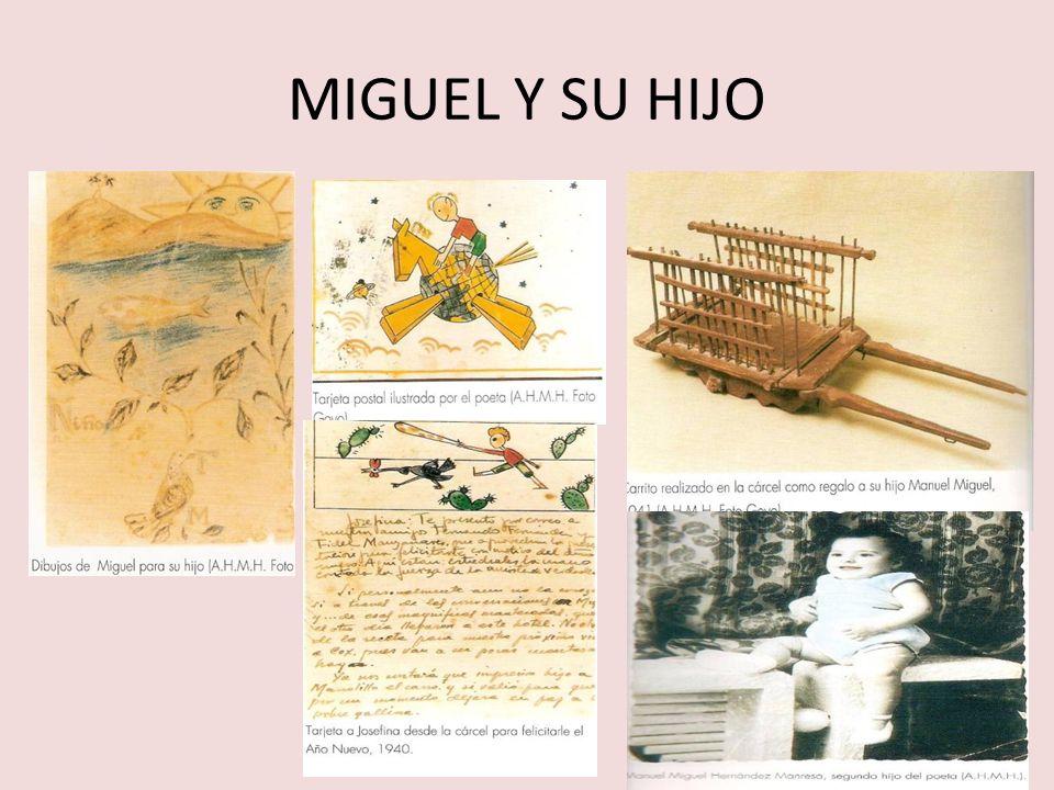 MIGUEL Y SU HIJO