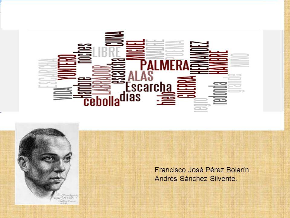 Francisco José Pérez Bolarín.