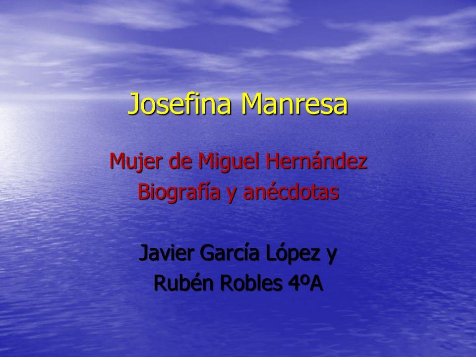 Mujer de Miguel Hernández