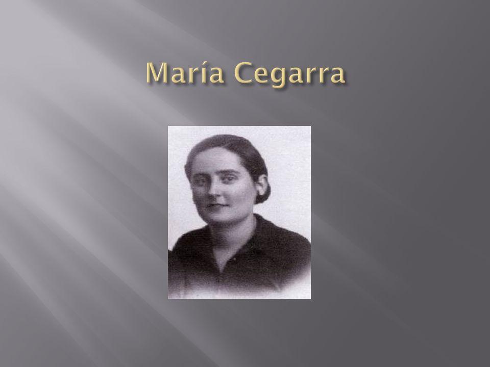 María Cegarra