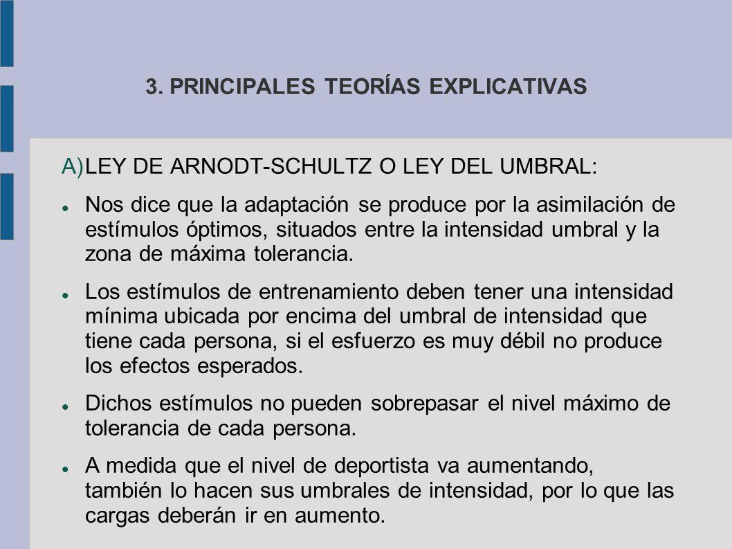 3. PRINCIPALES TEORÍAS EXPLICATIVAS