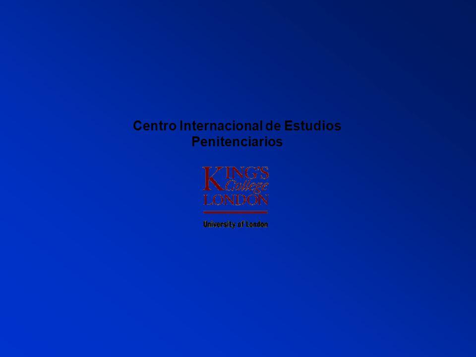 Centro Internacional de Estudios Penitenciarios