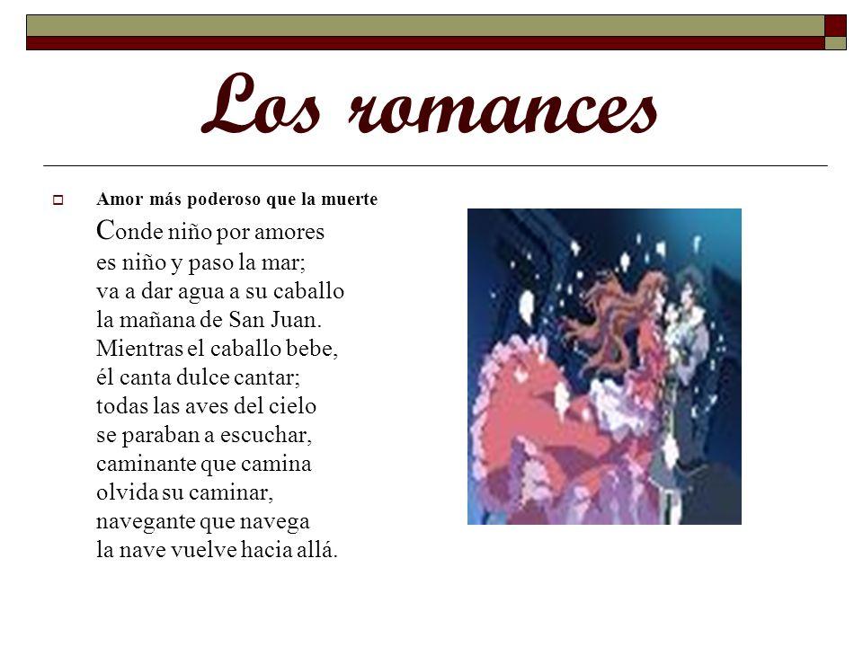 Los romances