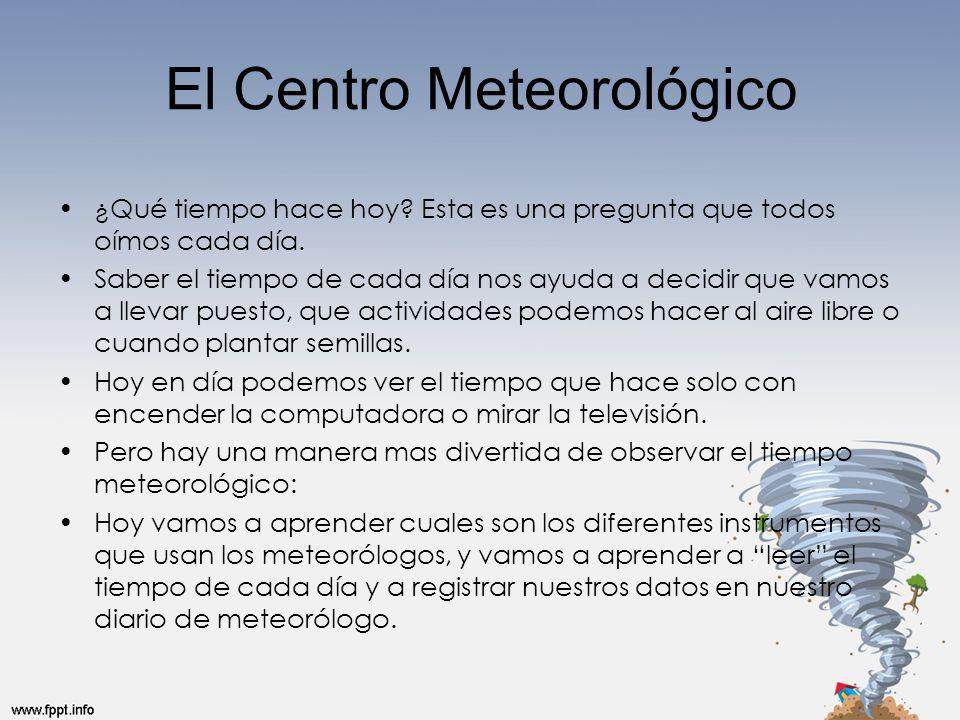 El Centro Meteorológico