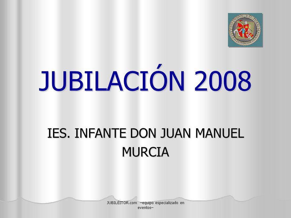 IES. INFANTE DON JUAN MANUEL MURCIA