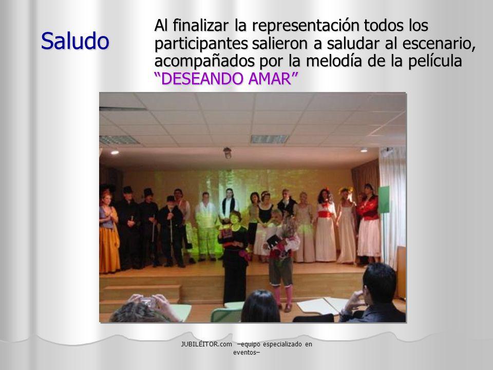 JUBILÉITOR.com –equipo especializado en eventos–