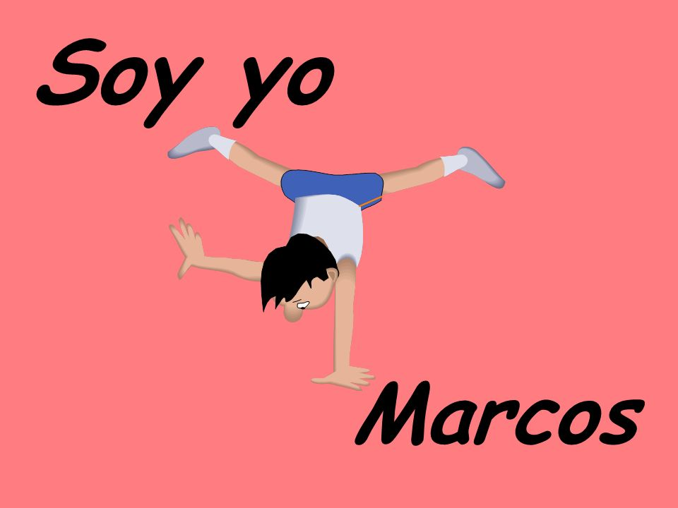 Soy yo Marcos