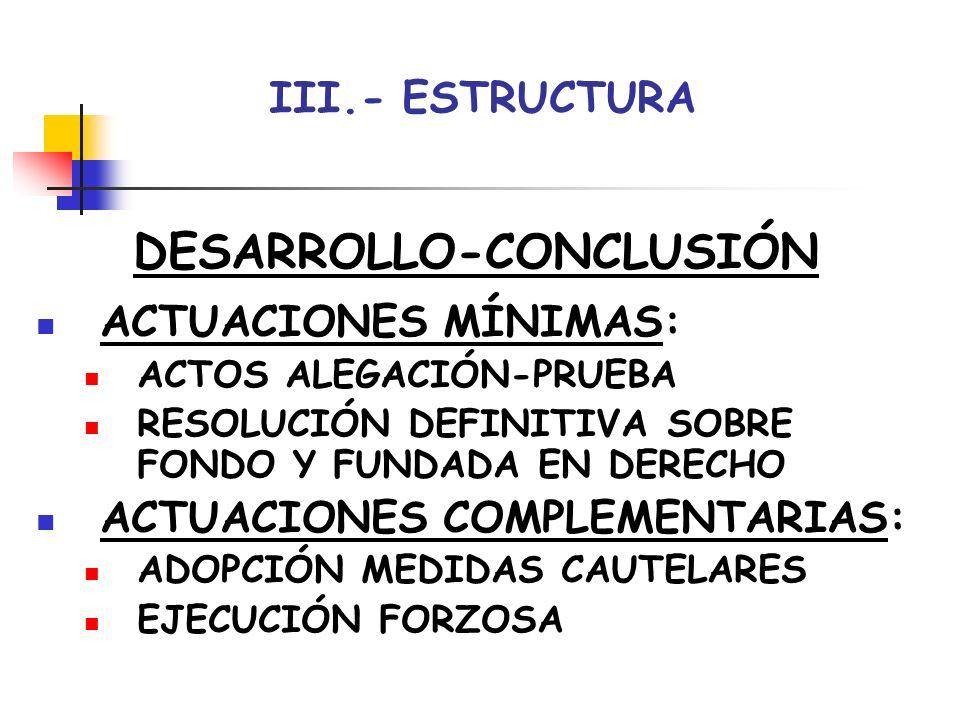 DESARROLLO-CONCLUSIÓN