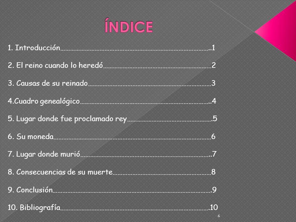 ÍNDICE 1. Introducción………………………………………………………………………………..1
