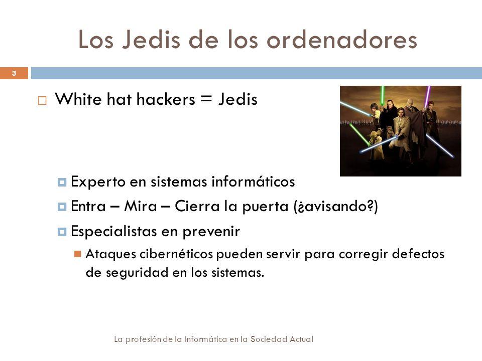 Los Jedis de los ordenadores