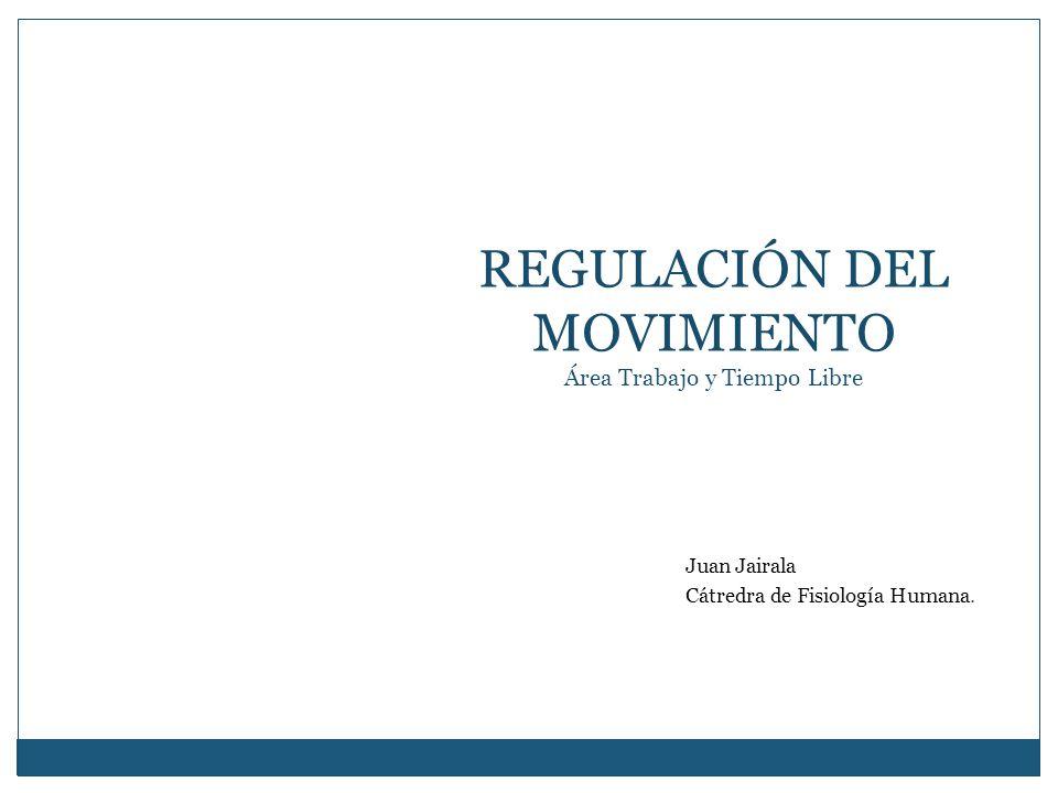 REGULACIÓN DEL MOVIMIENTO Área Trabajo y Tiempo Libre - ppt video ...