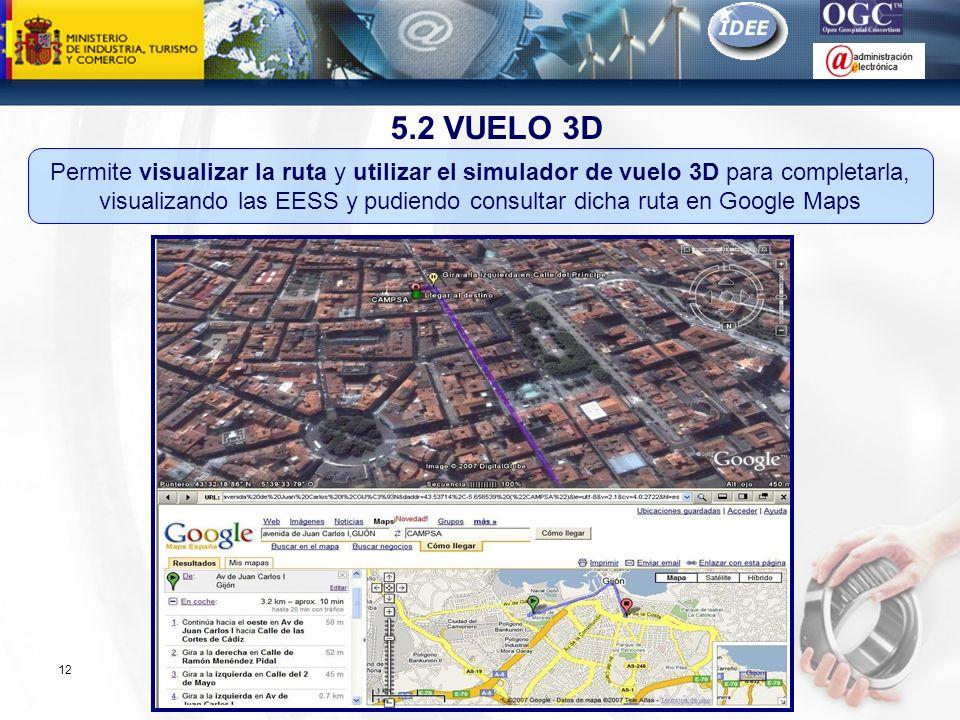 5.2 VUELO 3D
