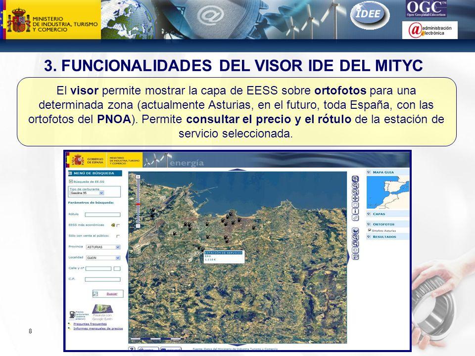 3. FUNCIONALIDADES DEL VISOR IDE DEL MITYC